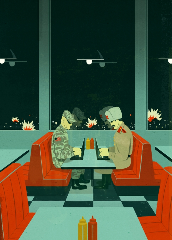 Emiliano Ponzi, Conspiracy, 2013
