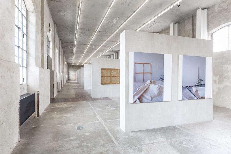 Ian Wallace, Support Surface, 2007. Foto Delfino Sisto Legnani Studio. Courtesy Fondazione Prada