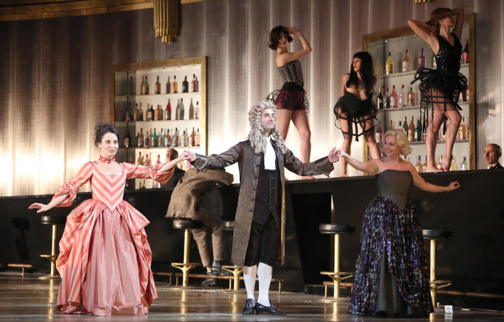 """""""Il Trionfo del Tempo e del Disinganno"""" di Georg Friedrich Händel"""