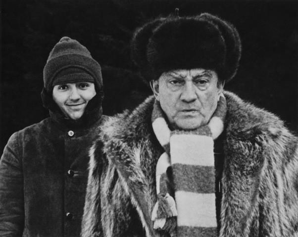 Luchino Visconti Senior e Junior