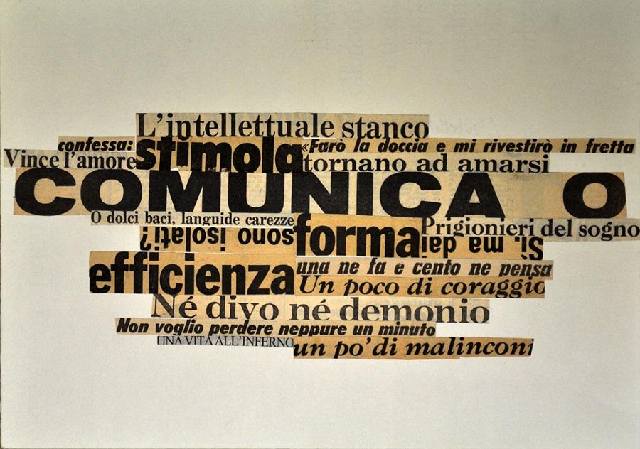 1972 Balestrini, L'intellettuale stanco