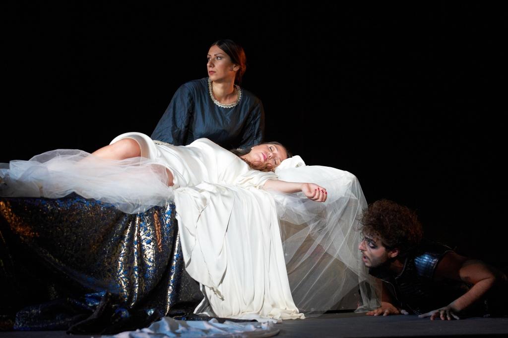 Otello - Nuccio Desdemona - Mimi - Emilia - FOTO MACERATA OPERA FESTIVAL @Tabocchini