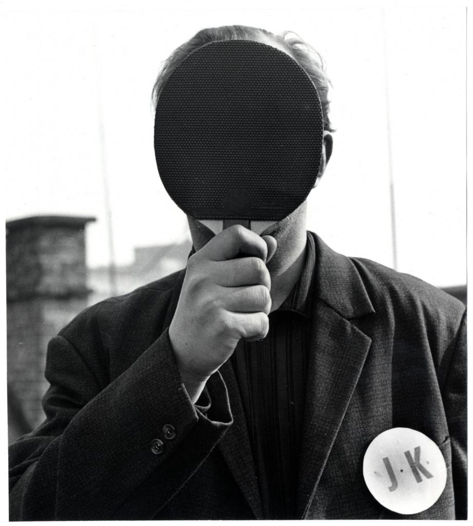 Julius Koller, Universal fantastic orientation, 1970