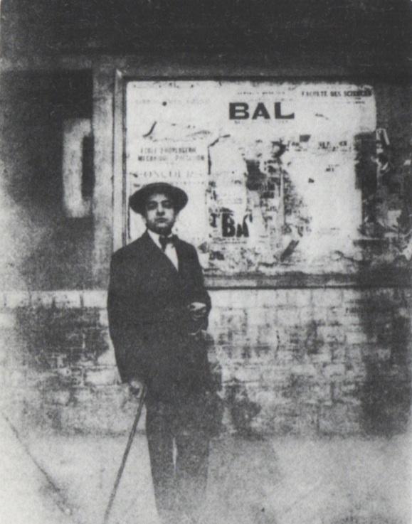 Parigi - Alberto Savinio (1914)