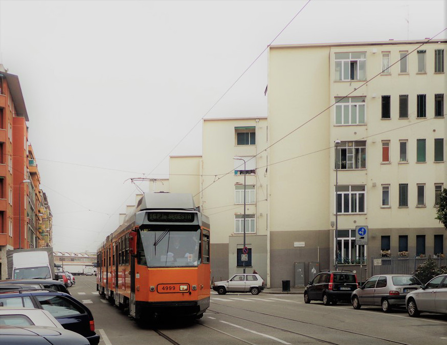 Il quartiere Ettore Ponti – fotografia di Arbalete