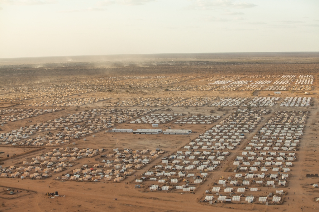 Brendan Bannon, Dadaab Refugee Camp, Dadaab, Kenya, 2011. © Brendan Bannon