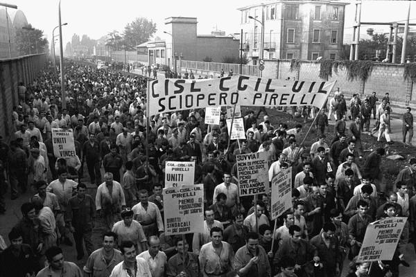 Sciopero alla Pirelli, 1969